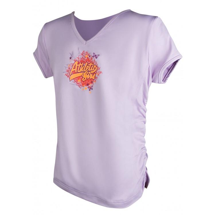 Тениска за момиче Violet