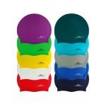 Едноцветна силиконова шапка